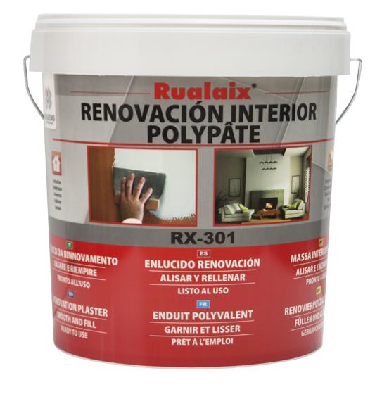 Renovación Interior Polypate RX301