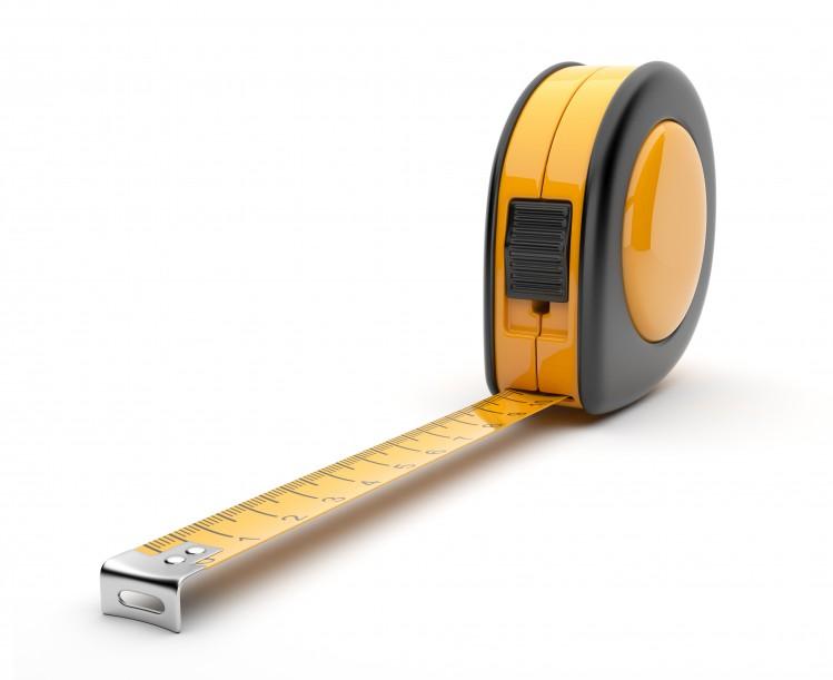 Metro, medir correctamente