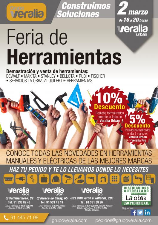FERIA HERRAMIENTAS 2017